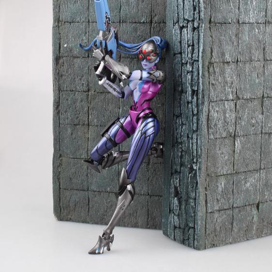 Overwatch Widowmaker Archetypical Sniper Action Figure