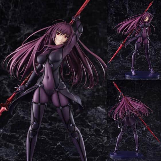 Scathach Lancer Servant Fate Grand Order Static Figure