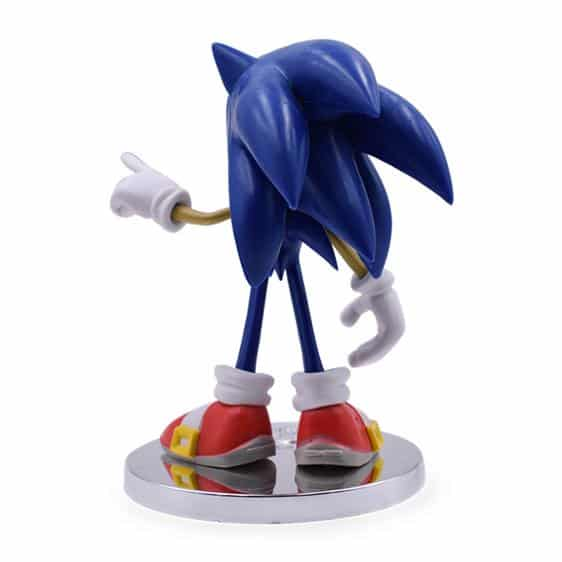 Sega's Sonic the Hedgehog Awesome Statue Model Toy