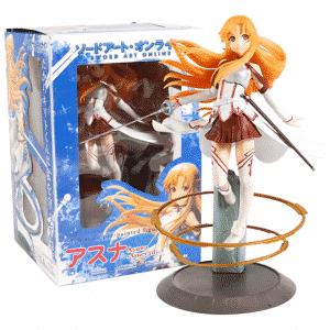 Sword Art Online Titania Asuna Aincrad Arc Statue Figure