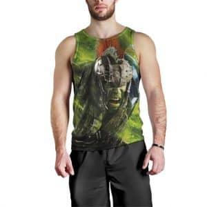 Thor Ragnarok Awesome Gladiator Armored Hulk Tank Top