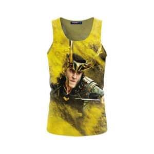 Thor Ragnarok Loki The God Of Mischief Cool Tank Top