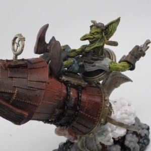 WOW Gibzz Sparklighter Goblin Tinker Static Model Toy