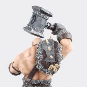 World of Warcraft Ogrim Doomhammer Toy Statue Figure