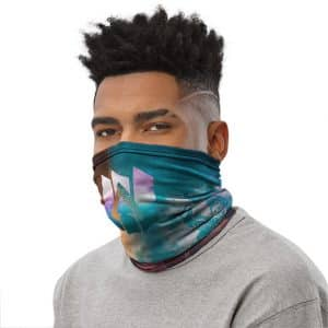 Awesome Apex Legends Arena Champions Art Neck Warmer