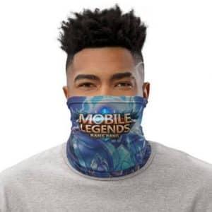 Mobile Legends Bang Bang Logo All Star Legends Tube Mask