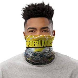 Borderlands 2 Bandits Versus Vault Hunters Dope Tube Mask