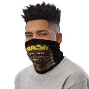 Crash Bandicoot Classic Cover Artwork Cool Black Tube Mask